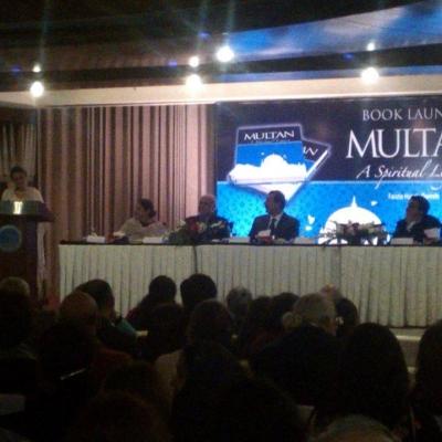 MULTAN: A Spiritual Legacy